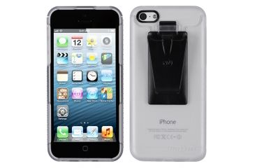 Nite Ize Connect Case iPhone 5C, Transparent CNT-IP5C-04TC