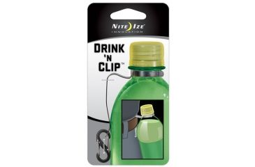 Nite Ize Drink 'N Clip - Stainless NDC-03-11