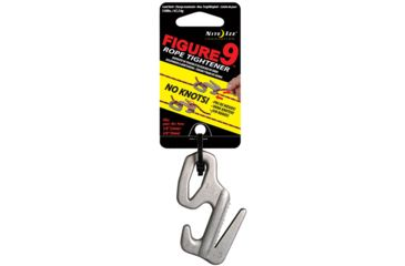Nite Ize F9L-02-09 Figure 9 Rope Tightener/Tensioning Tool - Large - Single Pack