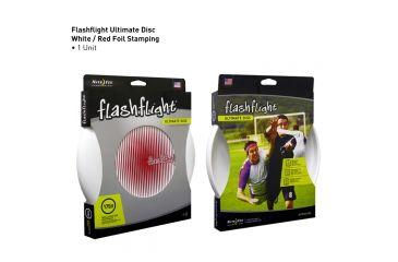Nite Ize Flashflight Ultimate Disc, White & Red FUD02-08-10G1