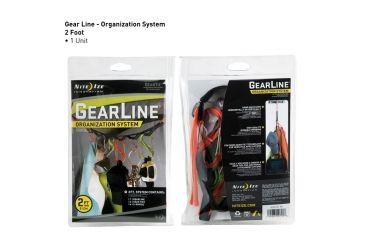 Nite Ize GearLine - 4ft, Tactical GLN4-M2-R8
