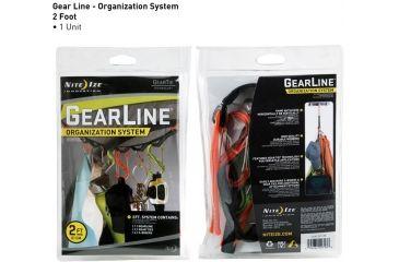 Nite Ize GearLine Organization System - 2in GLN2-M1-R8