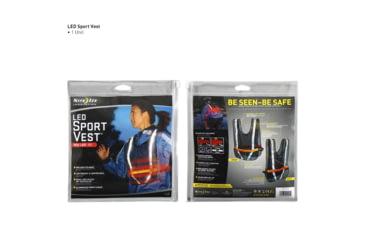 Nite Ize LED Sport Vest NRV2-08-10