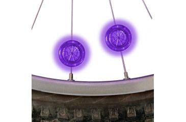 Nite Ize See 'Em LED - Purple 2pk NSE2-03-23