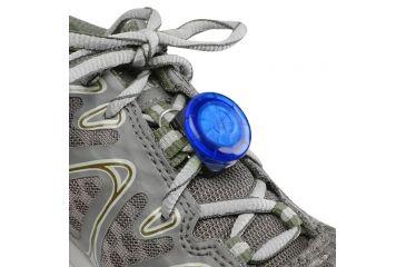 Nite Ize ShoeLit LED, Blue NST-M1-R3