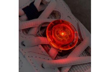 Nite Ize ShoeLit LED, Red NST-M2-R3