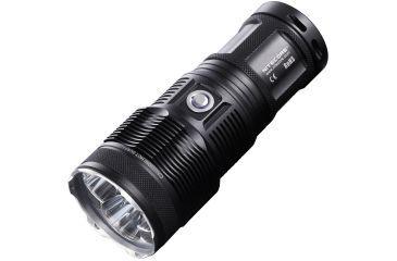 Nitecore TM15 Tiny Monster 2450 Lumen Rechargeable LED Flashlight - Triple CREE XM-L U2 LED, Black NITECORE-TM15