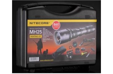 NitecoreMultitask Hybrid Series MH25 Hunting Kit with 860 Lumens NITECORE-MH25-HUNTING-KIT