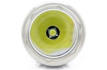 Niteye TF20 LED Flashlight - 480 Lumens - CREE XM-L U2 LED - Runs on 1x 18650 or 2x CR123A batteries (Batteries not Included), Black NITEYE-TF20-XML2