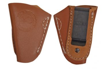 North American Arms Inside the Pant Holster For NAA .22 Short and .22 LR Mini-Revolvers Brown Right Hand HIP-L-BR-R