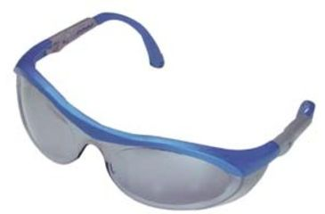 North Safety Products/Haus Glasses Tornado Blu Smoke Lens T57005BLS