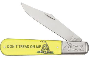 Novelty Cutlery Dont Tread On Folding Knife NV257