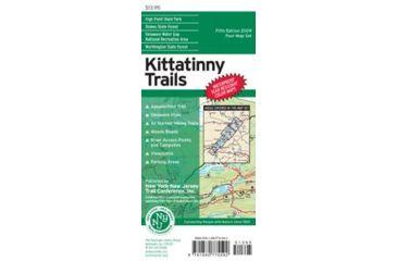 Ny-nj Tc Map Kittatinny Combo, Ny/njtc, Publisher - Ny/nj Trail Confrnce