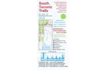 Ny-nj Tc Map S Taconic Trl, Ny/njtc, Publisher - Ny/nj Trail Confrnce
