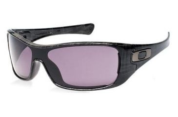 a00b6b9723 Oakley Antix Black Plaid Frame w  Grey Lenses Sunglasses 24-130