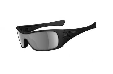 Oakley Antix Matte Black Frame w/ Grey Polarized Lenses Men's Sunglasses 12-959