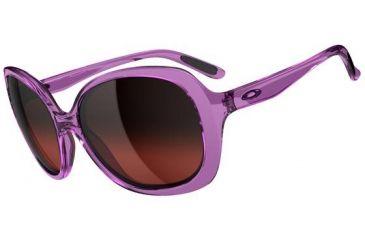 Oakley Backhand Sunglasses, Crystal Iris OO9178-04-RX