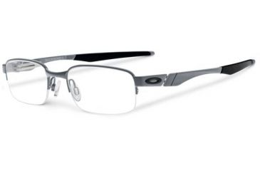 Oakley Backwind 0.5 Eyeglasses, Satin Black, 51.2 mm OX3163-0350