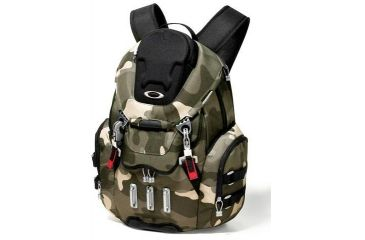 Oakley Men's Bathroom Sink Backpack, New Khaki, One Size