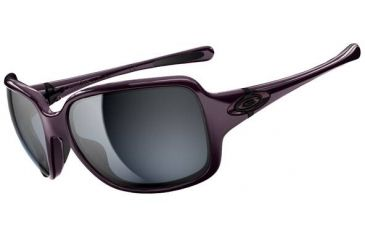 Oakley Break Point Sunglasses, Dark Plum OO9168-05-RX