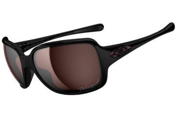 Oakley Break Point Sunglasses, Polished Black OO9168-07