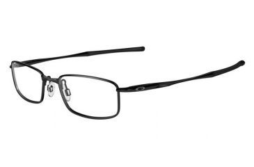Oakley Casing Rx Eyeglasses - Size 52, Polished Black Frame OX3110-0152