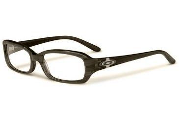 Oakley Cassette Eyeglasses, Brown Horn OX1069-0252