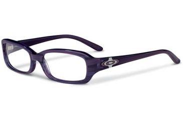 Oakley Cassette Eyeglasses, Purple Horn OX1069-0452