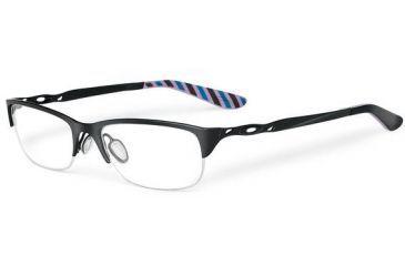 Oakley Chain Ring Eyeglasses, Polished Black OX5074-0151