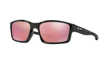 e3f0b83a39 Oakley Chainlink Mens Sunglasses 924702-57 - Polished Black Frame