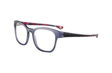 Oakley Cloverleaf 51mm Navy Crazy Men's Bifocal Progressive Prescription Glasses  OX1078-0551