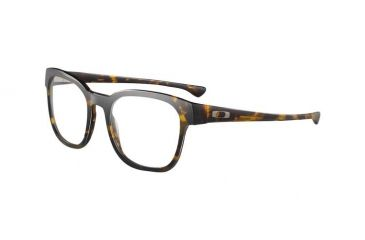 Oakley Cloverleaf 53mm Tortoise Men's Bifocal Progressive Prescription Glasses  OX1078-0453