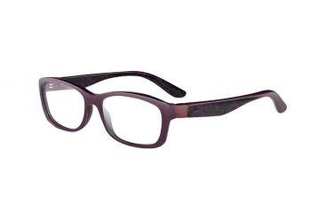 Oakley Convey Single Vision Rx Eyeglasses, Size 51 - Blackberry Magic Frame OX1059-0251