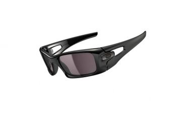 290733e1ae Oakley Crankcase Polished Black Frame w  Warm Grey Lenses Men s Prescription  Sunglasses OO9165-01