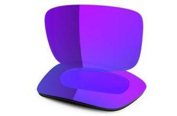 Oakley Crankcase Replacement Lenses, Violet Iridium 43-519