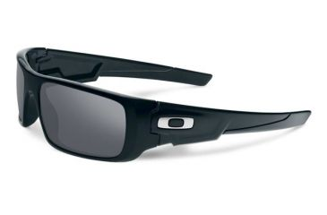 02ec4d5829 Oakley Crankshaft Sunglasses Polished Black Frame