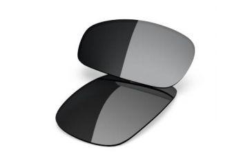 Oakley Crosshair 2pt0 Replacement Lens Kit - Black Iridium Polarized 43-308