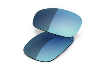 Oakley Crosshair 2pt0 Replacement Lens Kit - Emerald Iridium 43-312