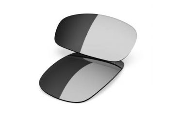 Oakley Crosshair 2pt0 Replacement Lens Kit - Slate Iridium 43-317