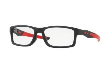 ebe7ba623dcf4 ... order oakley crosslink a mnp ox8141 progressive prescription eyeglasses  814101 56 satin black frame 42fb3 75286