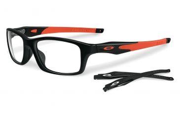 c41068e3005 Oakley Crosslink Bifocal Prescription Eyeglasses