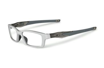 7b8f12792b Oakley CROSSLINK PRO OX3127 Progressive Prescription Eyeglasses 312707-53 -  Brushed Alu. Frame