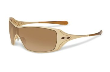 c5ba96fd16 Oakley Dart Sunglasses 05672-31 - Polished Gold Frame