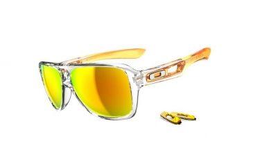 02cb0d991a Oakley Dispatch Matte White Frame w  Grey Lenses Men s Prescription  Sunglasses OO9090-03