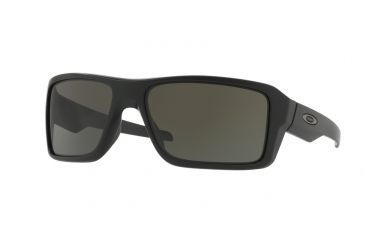92f7ad8253f Oakley DOUBLE EDGE OO9380 Sunglasses 938001-66 - Matte Black Frame