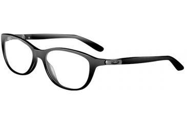 Oakley Downshift Eyeglasses, Polished Black OX1073-0152-RX