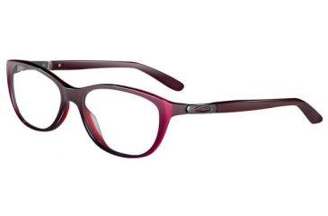 Oakley Downshift Eyeglasses, Dark Pink Vapor OX1073-0552-RX
