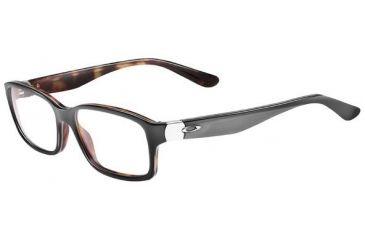 Oakley Entry Fee Eyeglasses, Black Tortoise OX1072-0152