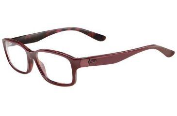 Oakley Entry Fee Eyeglasses, Pink Tortoise OX1072-0352-RX