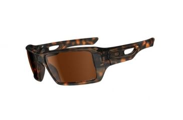 Oakley Eyepatch 2 Tortoise Frame w/ Bronze Polarized Lenses Men's Sunglasses OO9136-11